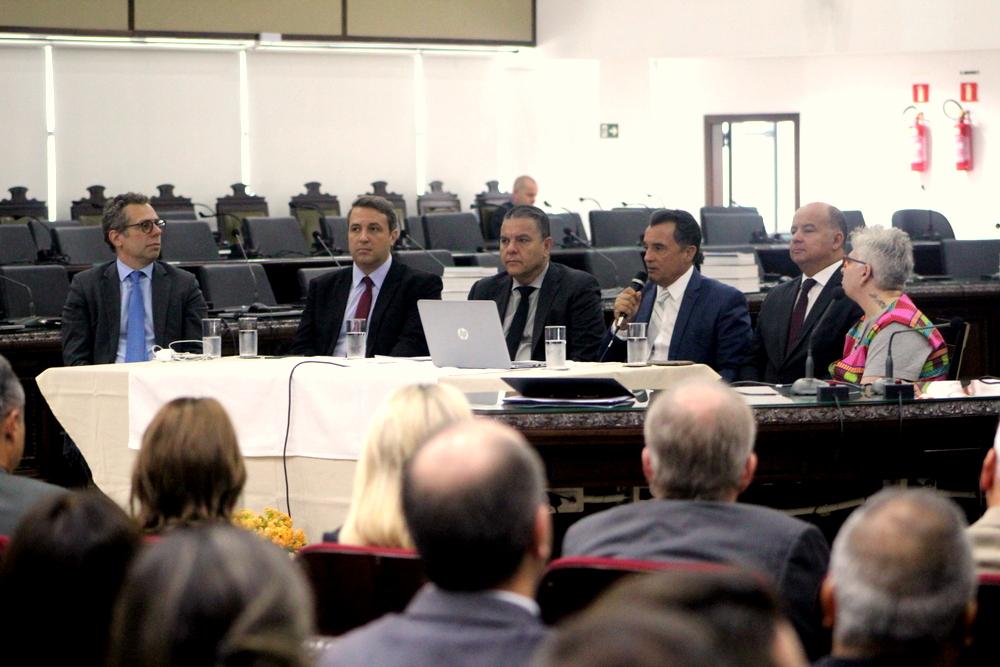 AMAPAR, 2ª vice e EMAP realizam com sucesso palestra que contou com a participação do secretário nacional do consumidor