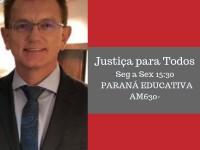 Juiz Sérgio Luiz Kreuz fala sobre os resultados do aplicativo A.Dot