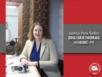 Trabalho desenvolvido no Fórum Descentralizado de Santa Felicidade é tema do Justiça para Todos
