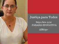 Semana Nacional da Justiça pela Paz em Casa em Ponta Grossa