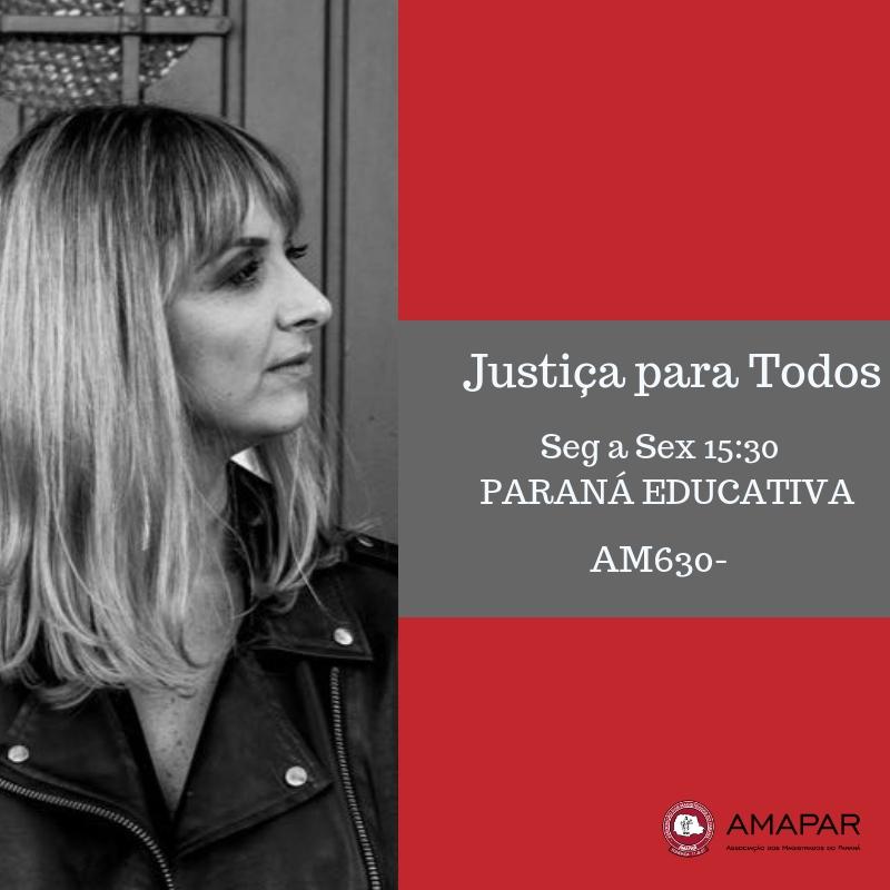 Magistrada Ana Carolina Bartolamei esclarece o funcionamento do sistema carcerário brasileiro