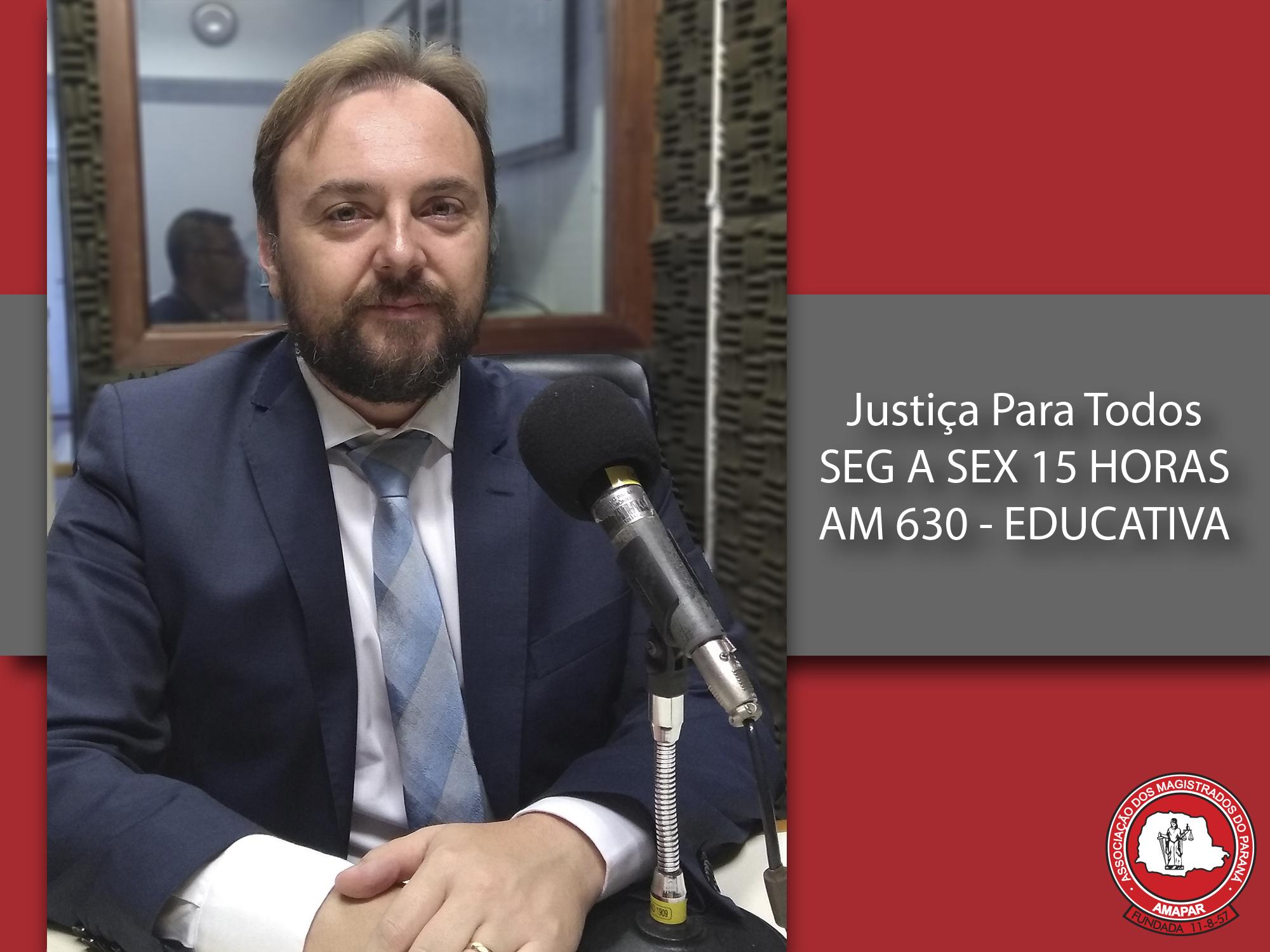 Justiça Para Todos traz informações sobre o trabalho desenvolvido pelo GAESP, do MPPR