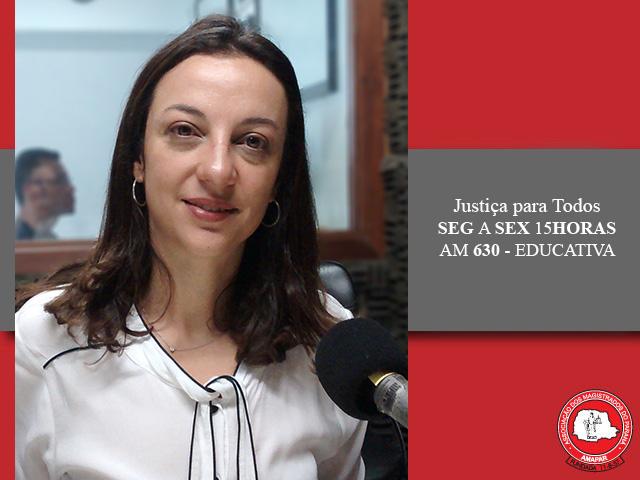 Justiça Para Todos traz informações sobre o Programa SUSCOM + do MPPR