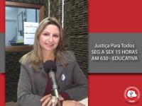 Justiça para Todos traz esclarecimentos sobre a  improbidade administrativa