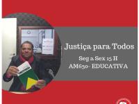 Advogado Mesael Caetano trouxe mais informações sobre a Constituição Federal