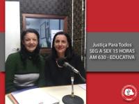 Rosângela Maria Lucinda e Mônica Freitas falam sobre o Direito da pessoa idosa