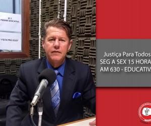 Juiz Siderlei Ostrufka Cordeiro esclarece dúvidas com relação a eleição de 2018