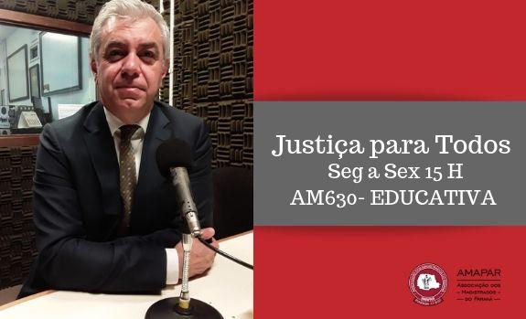 Desembargador Fábio Haick Dalla Vecchia fala sobre o direito da criança e do adolescente