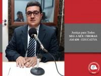 Justiça Para Todos discute crimes de ódio e atuação de setor da Polícia Civil especializado no atendimento à pessoa vulnerável