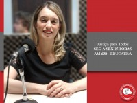Juíza fala sobre políticas de promoção da igualdade étnico-racial no Justiça para Todos