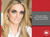 advogada fala sobre judicialização da saúde no Justiça para Todos