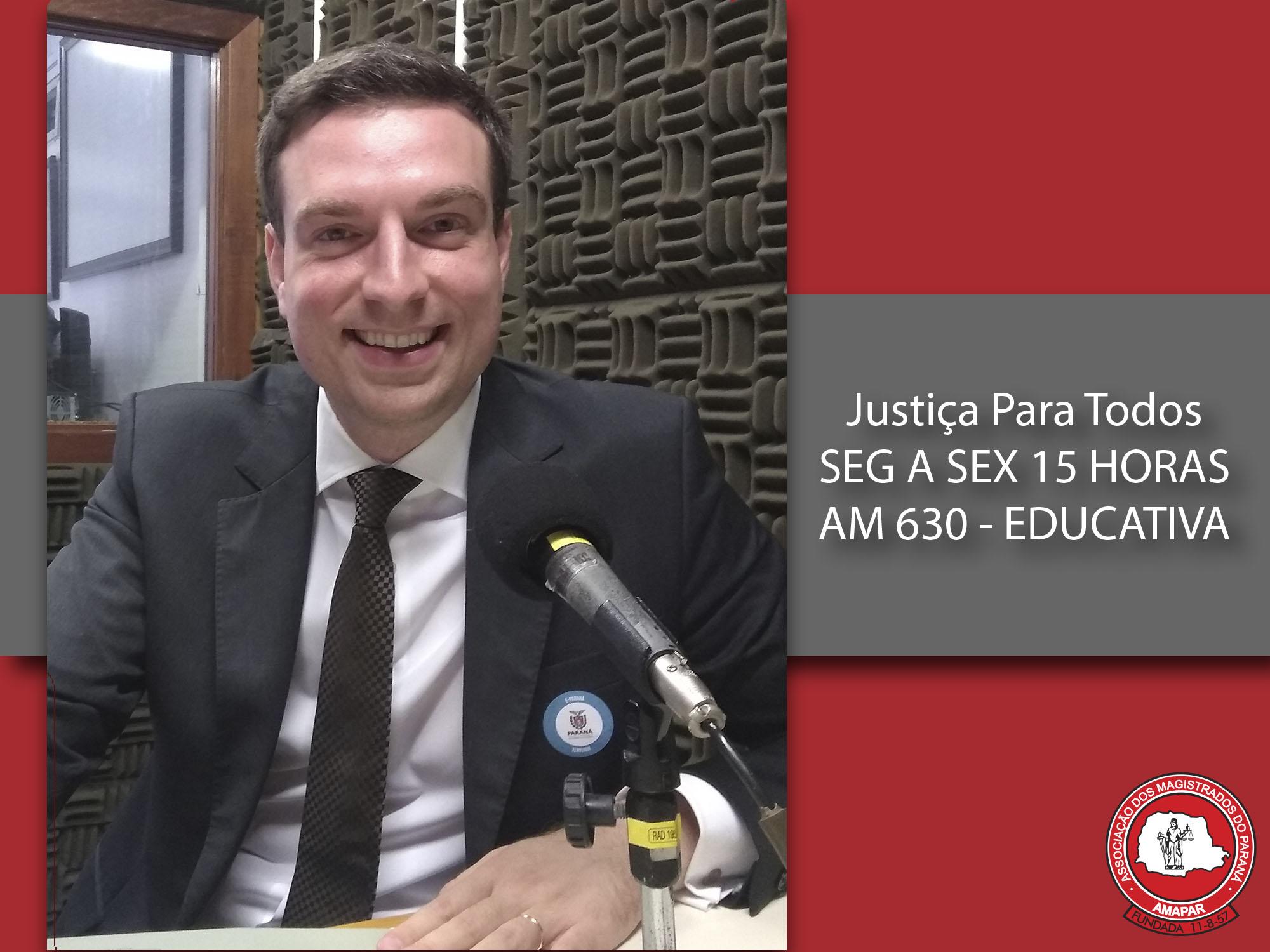 Direito à legítima defesa é tema de edição do Justiça Para Todos