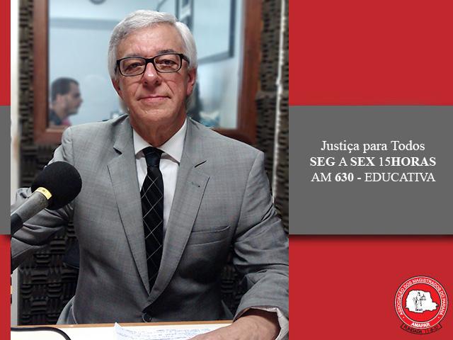 Atuação do Instituto dos Advogados do Paraná é tema do Justiça Para Todos