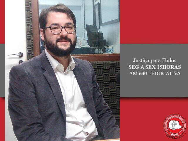Defensor público fala sobre situação do sistema prisional brasileiro no Justiça para Todos