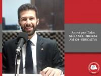 Comissão dos advogados iniciantes é tema do Justiça para Todos