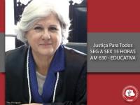 Justiça Para Todos traz informações sobre o trabalho desenvolvido pela Coordenadoria Estadual da Mulher em Situação de Violência Doméstica e Familiar