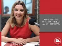 Advogada fala sobre a mulher no mercado de trabalho no Justiça para Todos