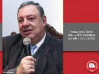 Justiça para Todos conversa com o desembargador Marcelo Gobbo Della Déa sobre a investigação  em ambientes digitais