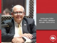 Procurador de Justiça fala sobre proteção ao patrimônio público e a ordem tributária no Justiça para Todos