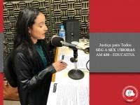 Advogada Mariana Michelotto fala sobre processos penais no Justiça para Todos