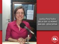 A advogada Marina Martynychen fala sobre o orçamento público