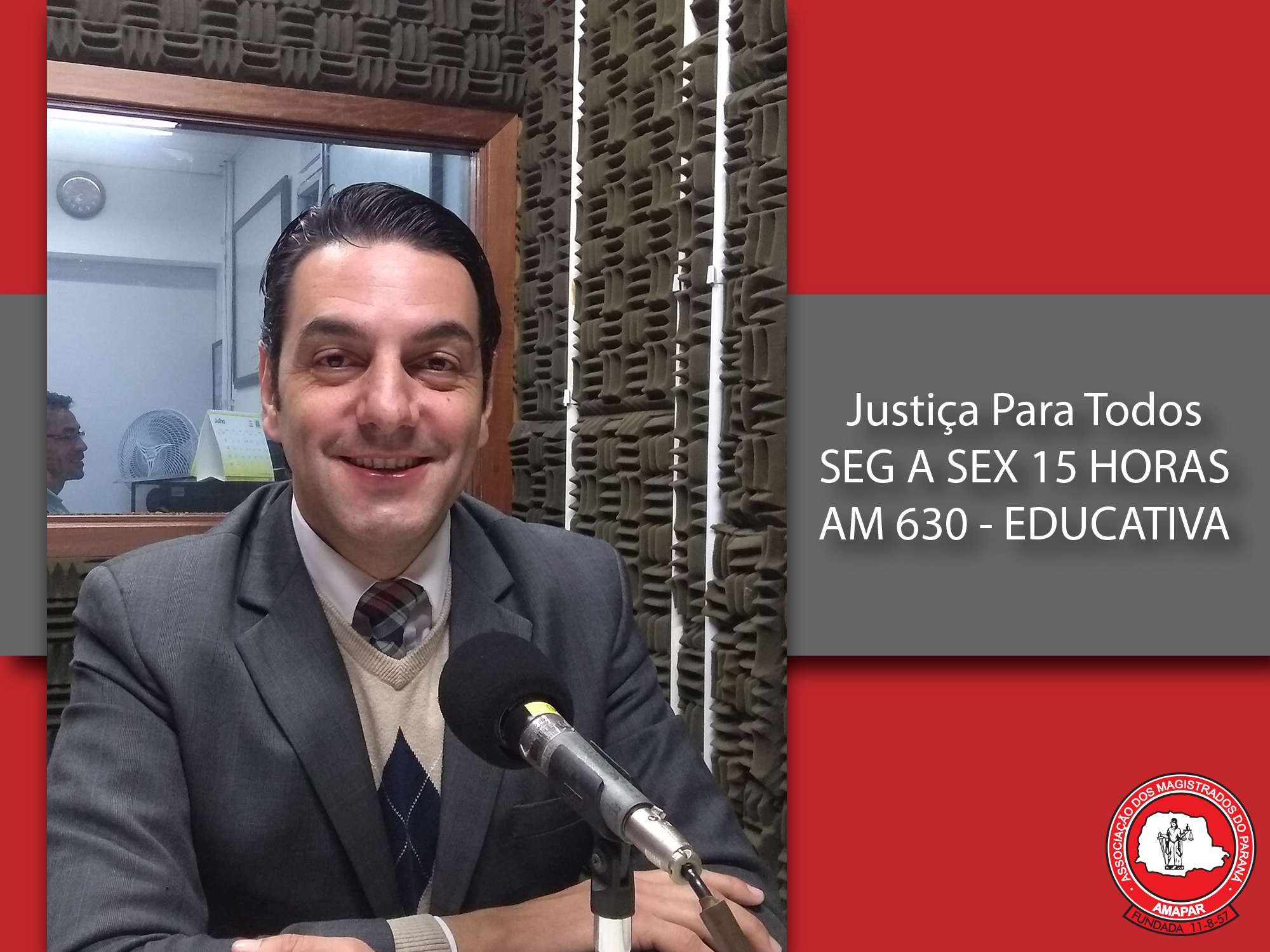 O advogado Martim Afonso Palma conversa com o Justiça para Todos sobre a responsabilidade médica e hospitalar