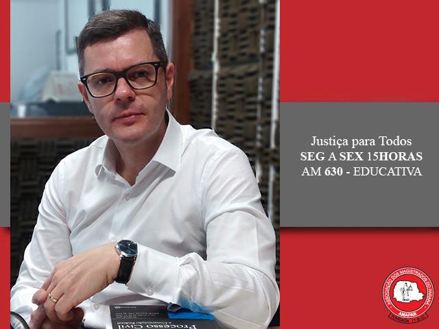 Justiça Para Todos fala sobre os 25 anos da Lei de Improbidade Administrativa