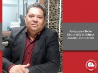 Acidentes de trabalho são tema de edição do Justiça Para Todos