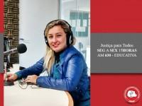 Advogada fala sobre o profissional do Direito e a tecnologia no Justiça para Todos