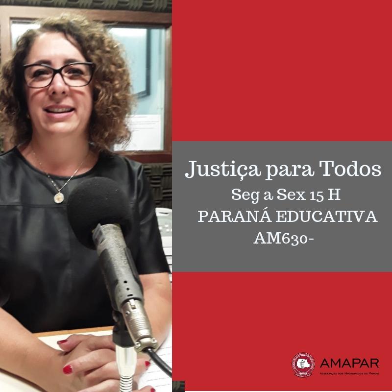 Magistrada Nilce Regina Lima traz esclarecimentos sobre a execução fical
