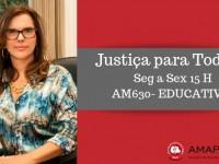 Juíza Noeli Reback fala com o Justiça para Todos sobre o ECA