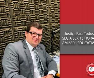 Justiça para Todos conversa com o Juiz Ricardo Henrique Ferreira sobre o Projeto Justiça ao Espectador