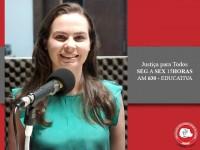 Trabalho da advocacia dativa é tema do Justiça para Todos