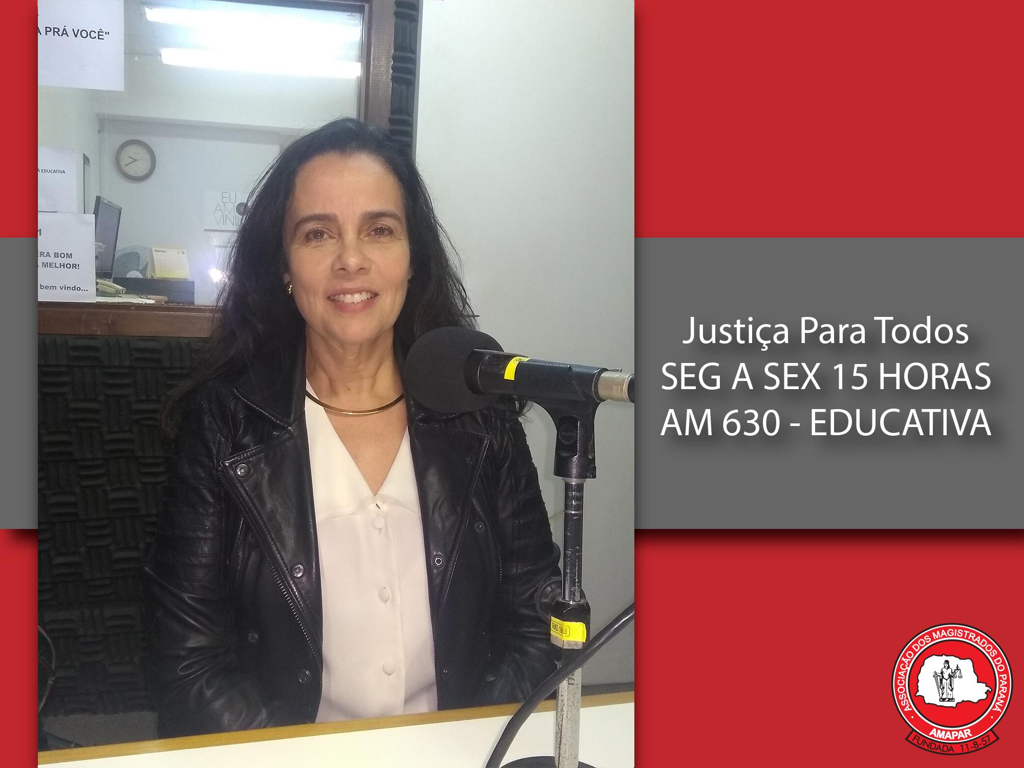 Promotora de justiça Vivian Fortunato traz esclarecimento sobre a guarda dos filhos