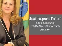Magistrada Zilda Romero traz mais informações sobre a Semana Nacional Pela Paz em Casa