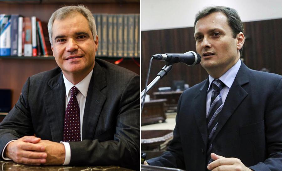 "Marinoni e Arenhart inauguram as  ""Palestras Solidárias"""