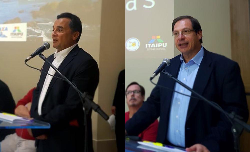 Diretor-geral destaca a participação do ministro Luis Felipe Salomão no ciclo de palestras da AMAPAR/EMAP
