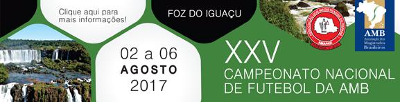 XXV Campeonato Nacional de Futebol da AMB