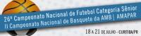 Campeonato nacional de futebol e basquete da AMB   AMAPAR