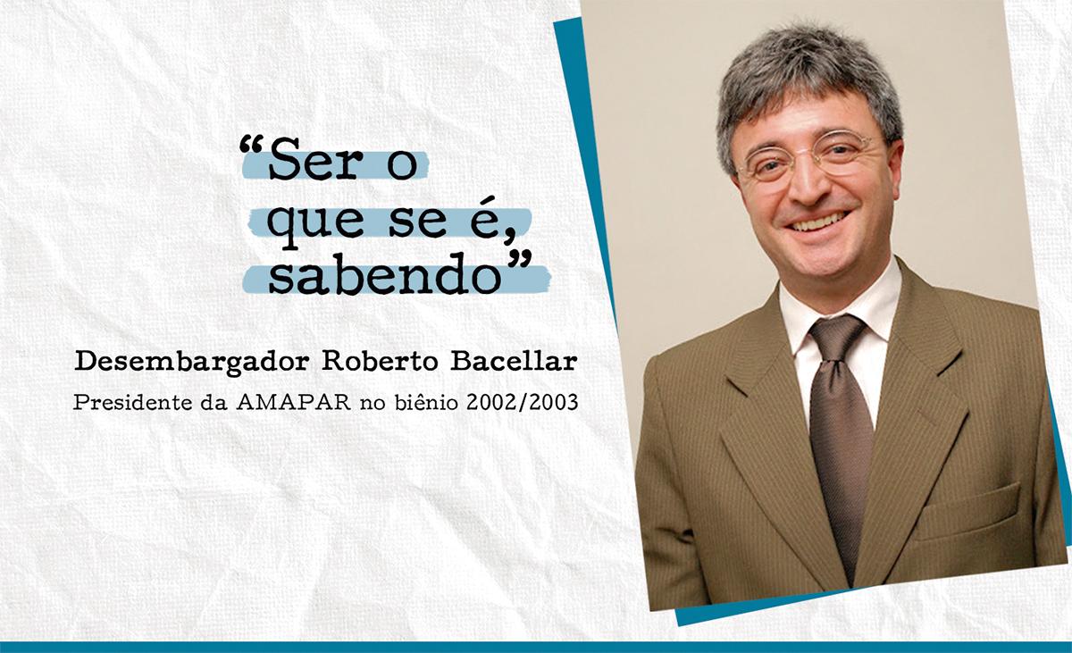 Questionário de Proust - Desembargador Roberto Portugal Bacellar