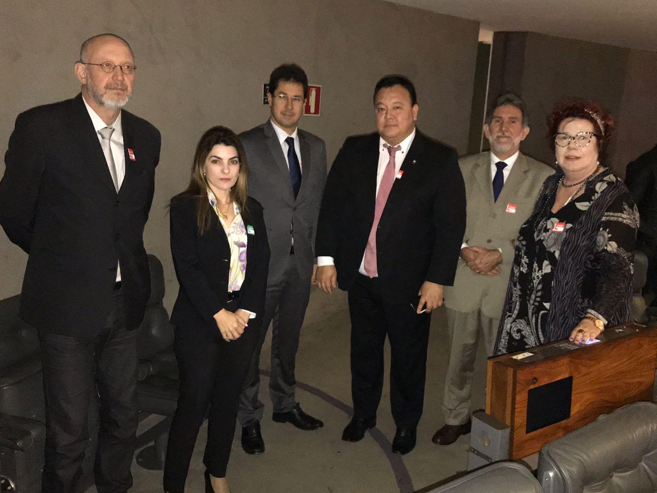 Representantes da AMB fazem reuniões na Câmara com o objetivo de resguardar direitos da magistratura na Reforma da Previdência