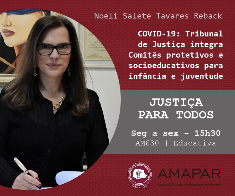 COVID-19: Tribunal de Justiça integra Comitês protetivos e socioeducativos para infância e juventude