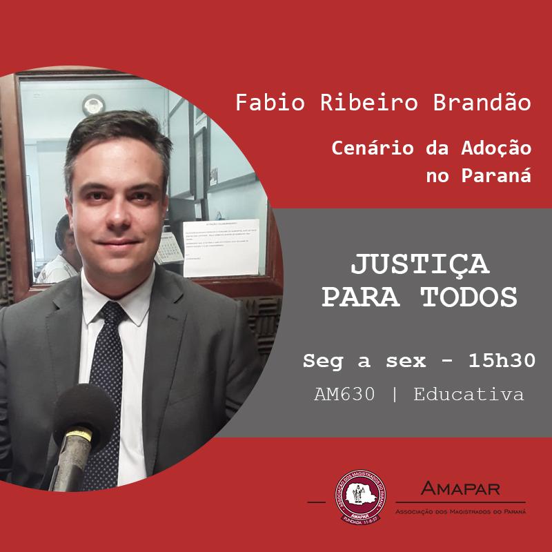 Magistrado fala sobre o cenário de adoção no Paraná