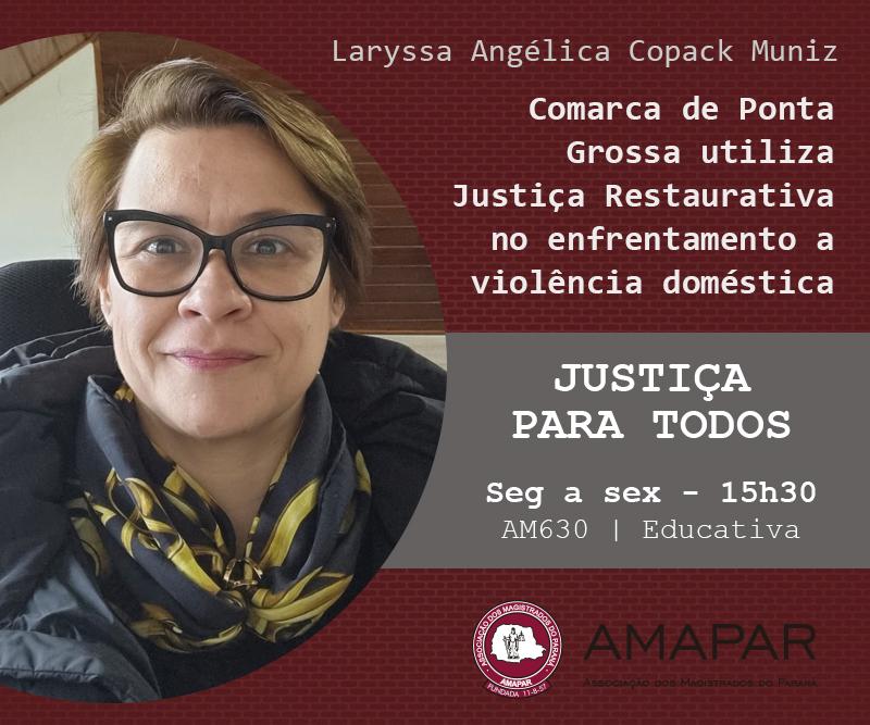 Comarca de Ponta Grossa utiliza Justiça Restaurativa no enfrentamento a violência doméstica