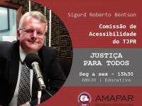 Conheça o trabalho desenvolvido pela Comissão de Acessibilidade do TJPR