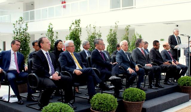 AMAPAR prestigia inauguração do fórum criminal no Centro Judiciário
