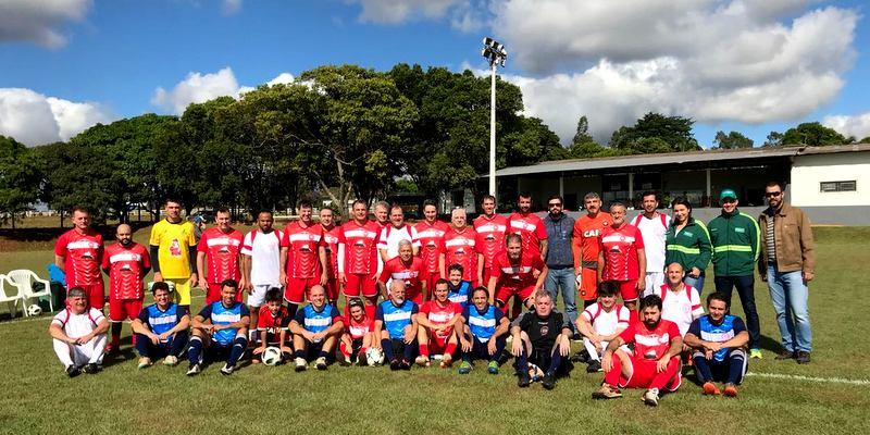Magistrados destacam a organização em Cianorte e homenagem a André Schafranski no campeonato de futebol da AMAPAR