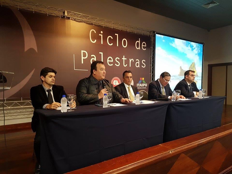 Magistrados destacam ciclo de palestras com ministros do STJ. Próximo encontro será na sexta-feira (23) com o ministro Luis Salomão