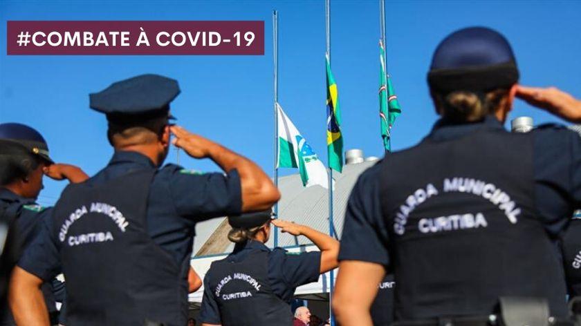 Juíza determina, em liminar, que prefeitura de Curitiba forneça máscaras para guardas municipais e afaste servidores da categoria com 60 anos ou mais