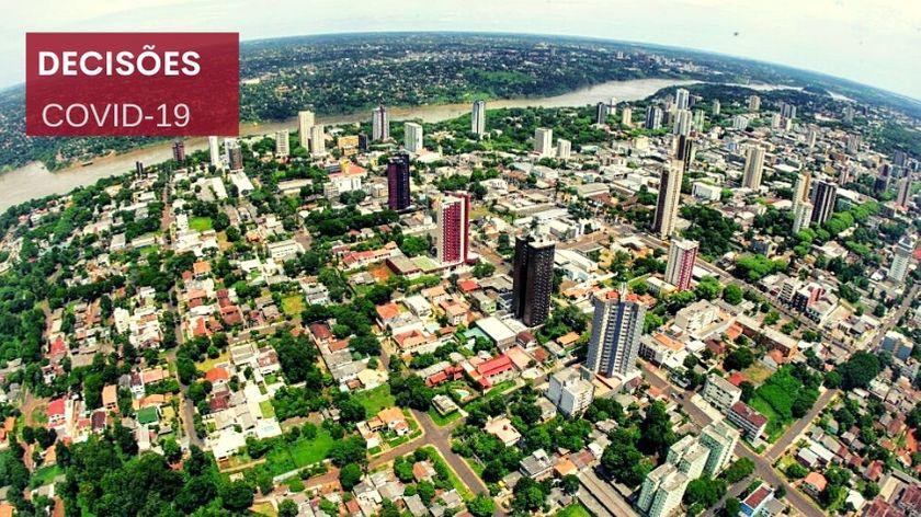 Líderes no segmento da Justiça Estadual em repasses à saúde, TJPR e magistratura ganham reconhecimento oficial da prefeitura de Foz do Iguaçu